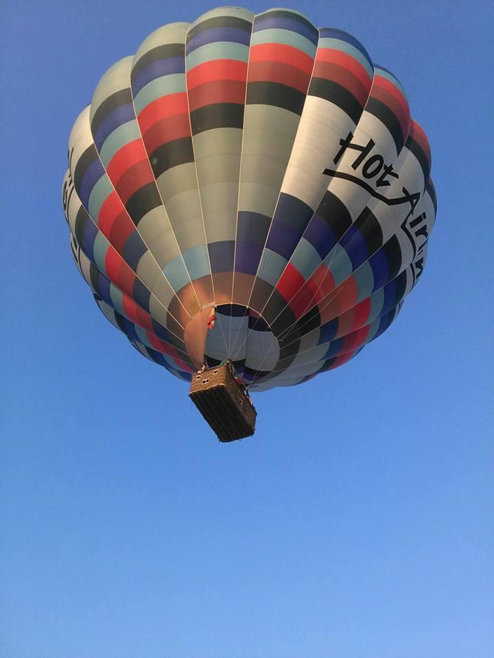 vuelo en globo en Sevilla